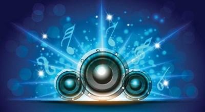find musik via lyd